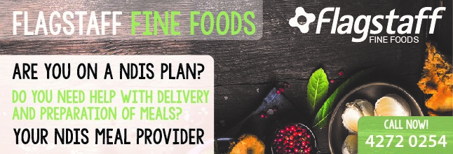 Flagstaff Fine Foods is now offering meals under NDIS plans